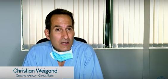 Clínica Cirugía Estética Madrid - Aumento de pecho - Dr. Weigand