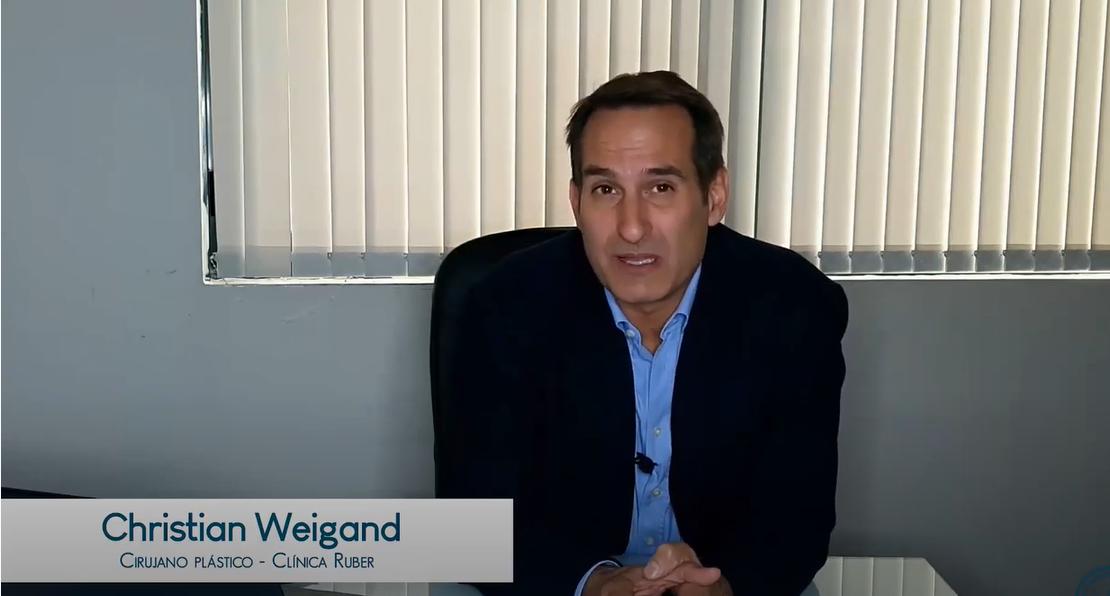 Cirugia de papada - Clínica Cirugía Estética en Madrid - Dr. Weigand